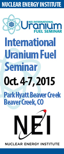 International Uranium Fuel Seminar