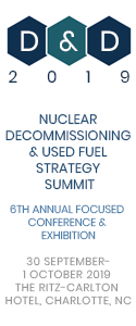 6th Annual Nuclear Decommissioning & Used Fuel Strategy Summit