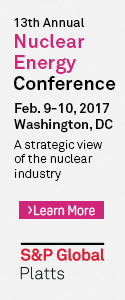Platts 13th Annual Nuclear Energy Conference
