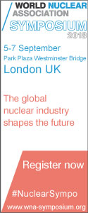 World Nuclear Association Symposium